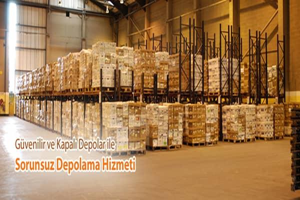 Lojistik Depolama