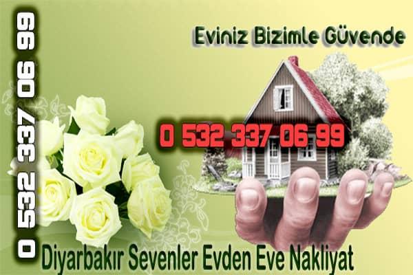 Kırıkkale - Diyarbakır Evden Eve Nakliyat