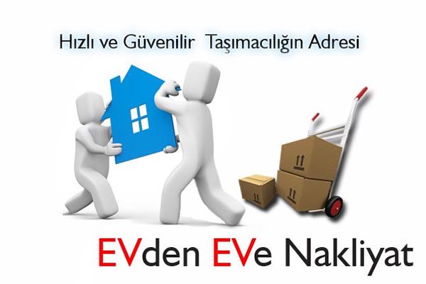 Eyüp - Diyarbakır Evden Eve Nakliyat