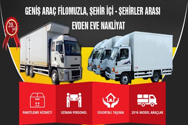 Trabzon – Diyarbakır Evden Eve Nakliyat
