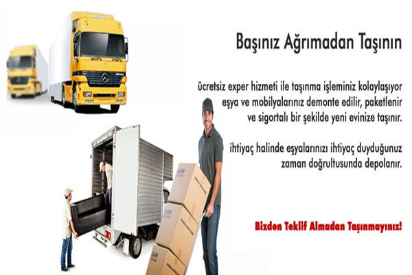 Parça Eşya Nakliyatı Diyarbakır