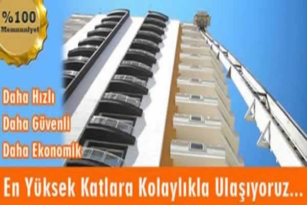 Diyarbakır Asansörlü Evden Eve Taşımacılık