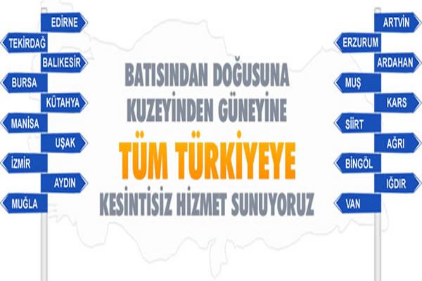 Yalova - Diyarbakır Evden Eve Nakliyat